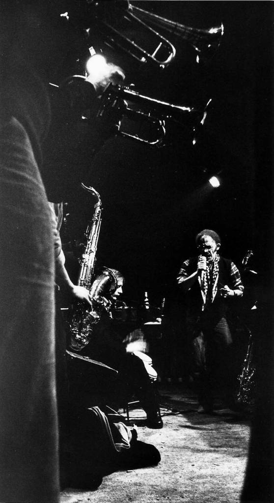 Concert Intercommunal 1981. Foto: Horace